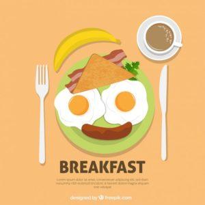 sarapan untuk menjaga nafsu makan