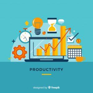 produktivitas meningkat karena upgrade spirit