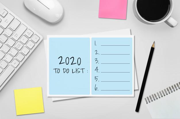 Daftar Singkat Penentu Keberhasilan di 2020