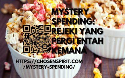 Mystery Spending = Dicuri Tuyul ???